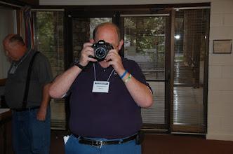 Photo: John's taking photos too.