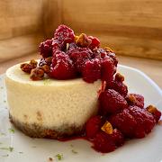 Mexican Vanilla Cheesecake