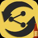 اشتراک گذاری برنامه ها   بکاپ و پشتیبانی icon