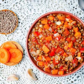 Thai Curry Lentils Recipe