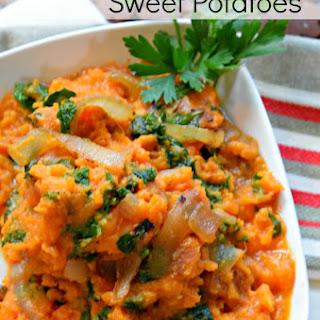 Kale and Caramelized Onion Sweet Potatoes + Favorite Fall Recipes.