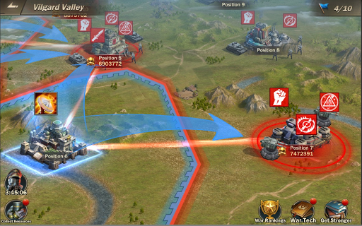 Z Day: Hearts of Heroes | MMO Strategy War screenshots 8