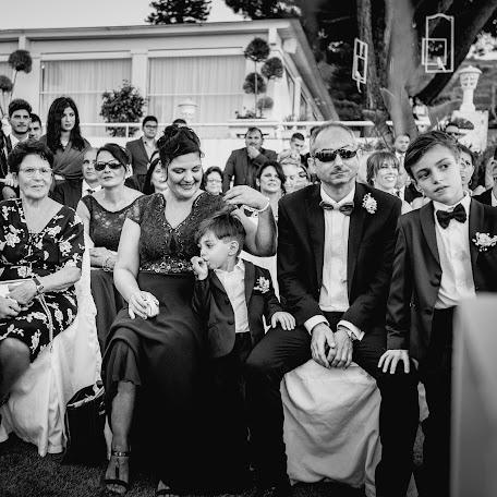 Fotógrafo de bodas Giuseppe maria Gargano (gargano). Foto del 14.01.2018