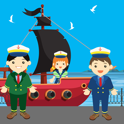 Pretend Play Ships Makeover: Design & Build Boats Android APK Download Free By Fun Bytes Studio