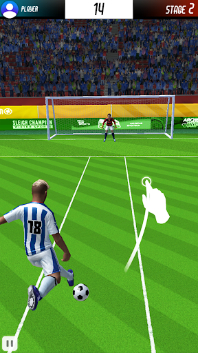 Free kick Champion 1.017 screenshots 2