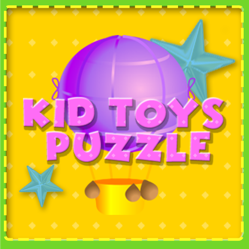 Kid Toys Puzzle- screenshot