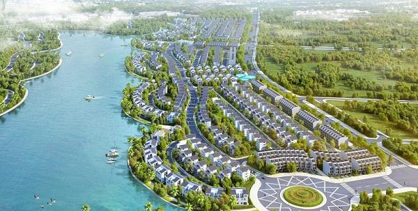 Sự nở rộ của hàng loạt dự án bất động sản