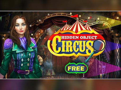 Circus Hidden Object