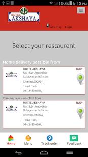 Hotel Akshaya - South Indian home delivery - náhled