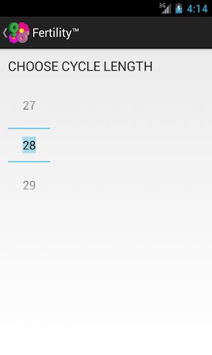 Fertility™ screenshot 2