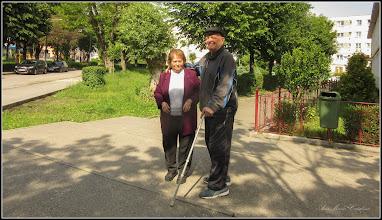 """Photo: Turda - Str. Rapsodiei, Nr. 1 - Scoala  """"Avram Iancu"""", prieteni la vot - 2019.05.25"""