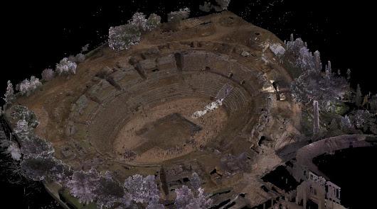 La rehabilitación del Anfiteatro Romano de Mérida tendrá sello almeriense