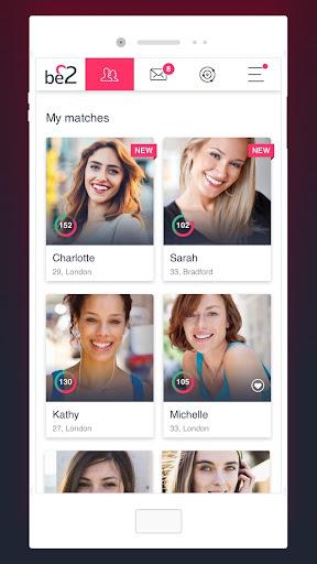 be2 u2013 Matchmaking for singles screenshots 2