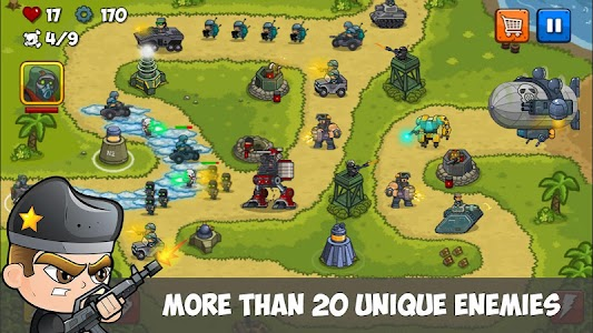 Combat Tower Defense v1.0