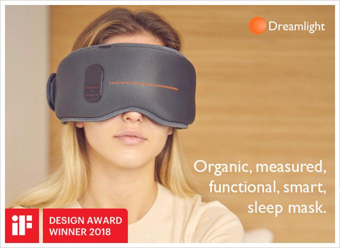 Dreamlight 美容眼罩