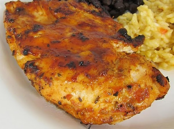 Grilled Taco Chicken With Siesta Rice Recipe