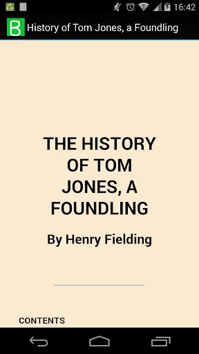 Tom Jones a Foundling