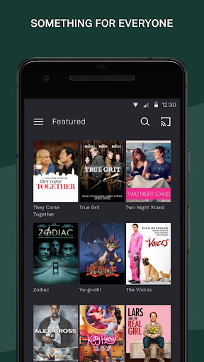 Screenshot for Tubi - Free Movies & TV Shows in United States Play Store