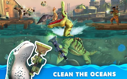 Hungry Shark World APK screenshot thumbnail 10