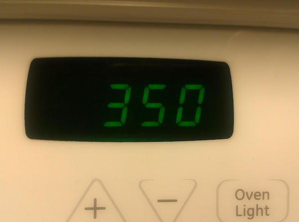 Bake at 350 degrees for 12-14 minutes. The cookies will be light in color.