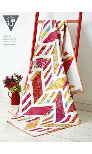 Love Patchwork Quilting