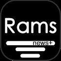 Rams News + icon