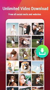 App Fast Browser-Video Downloader, Private Video Saver APK for Windows Phone