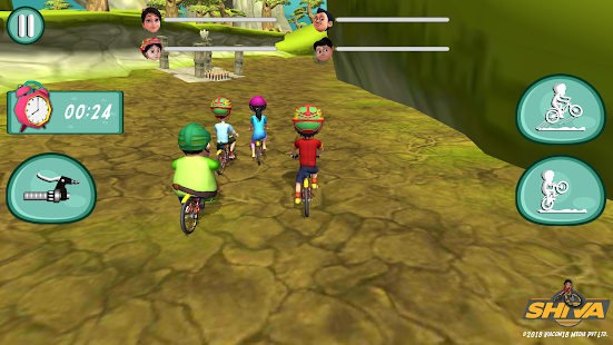 Shiva Bicycle Racing Screenshot