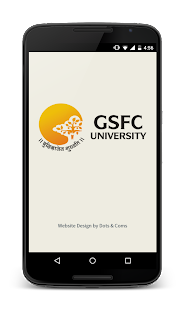 GSFC University- screenshot thumbnail