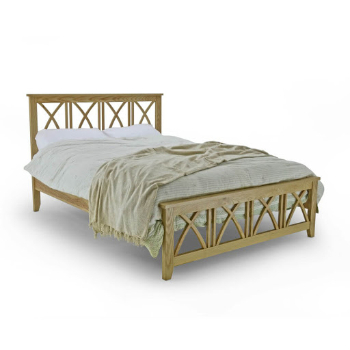Ashfield Oak Bed Frame