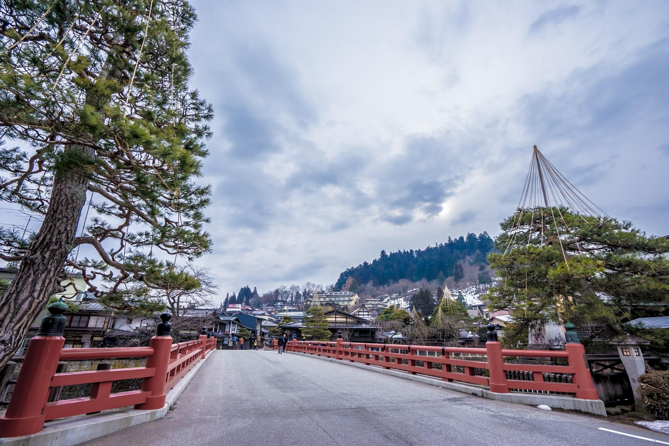 Takayama Nakabashi bridge