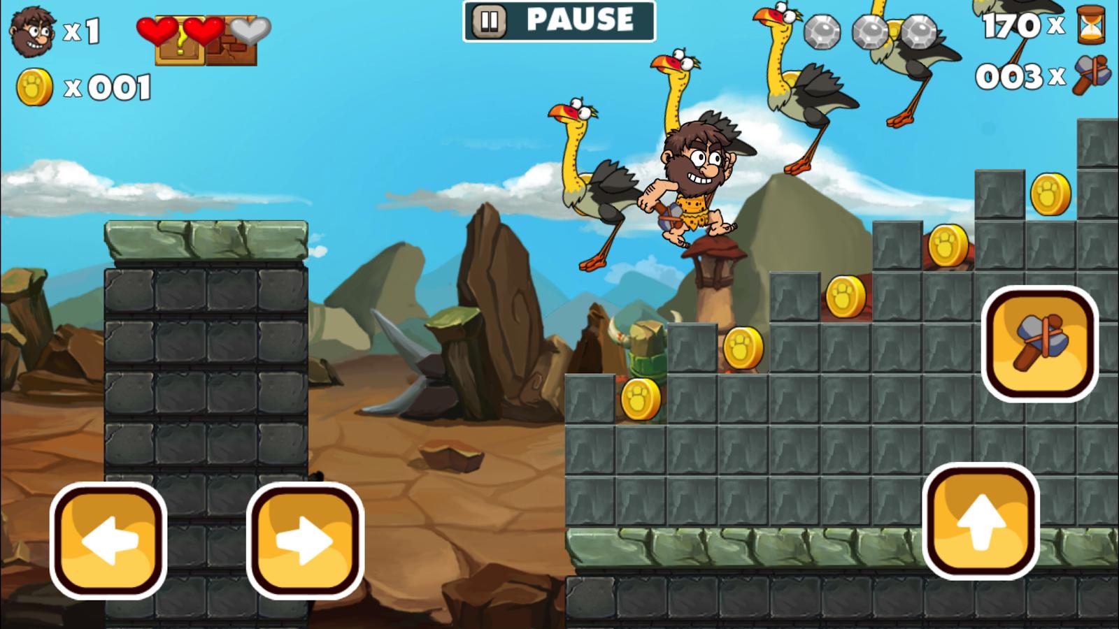 Caveman Quiz : Mad caveman android apps on google play