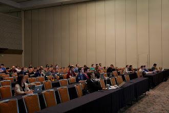 Photo: Popped into the Intro to Rails3 (part 2) in the afternoon.