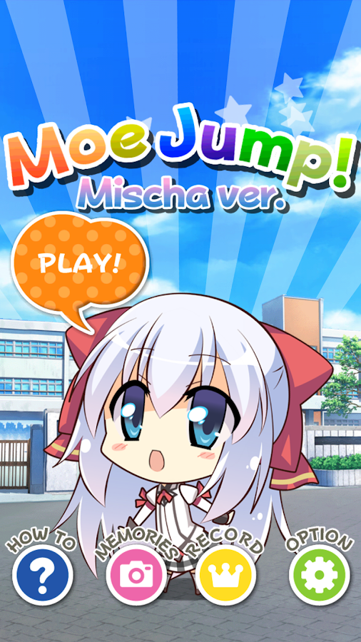 Moe Jump! Mischa ver.- screenshot
