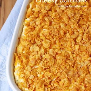Not-So-Skinny Cheesy Potatoes