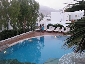 Photo: Only 16 rooms, and each comes with a small kitchenette and a 5* bathroom- theres also a lovely pool!