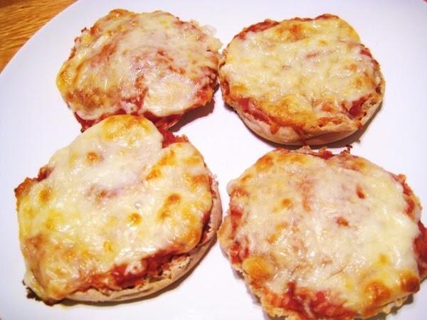 Andouille Pizza Muffins Recipe