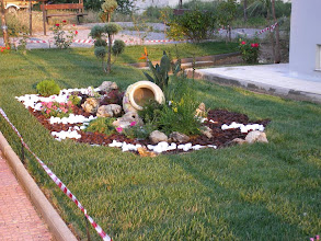 Photo: The Athens Olympic Village - Garden - Κήπος 2