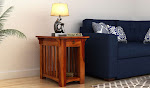 Heavy Discount on Wooden Side and End Tables in Gurugram at Wooden Street