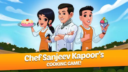 Chef Sanjeev Kapoor's Cooking Empire 1.0.5 screenshots 1