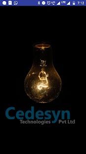 Cedesyn Technologies User App - náhled