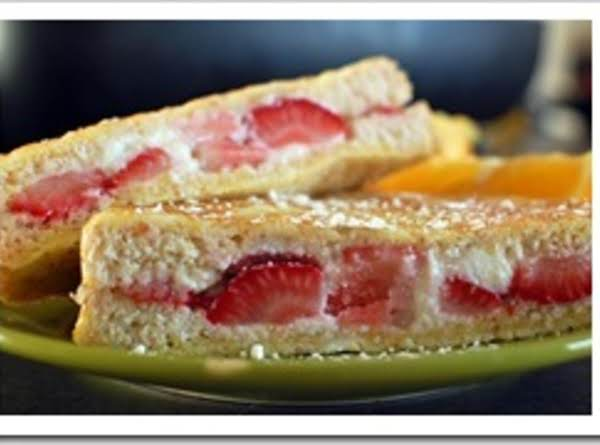 Berry Stuffed French-toast