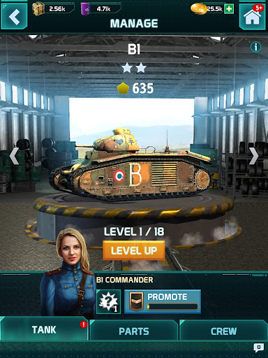 Atari Combat: Tank Fury screenshot 8