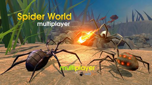 Spider World Multiplayer screenshot 13