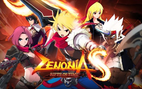 %name ZENONIA S: Rifts In Time v2.1.1 Mod APK