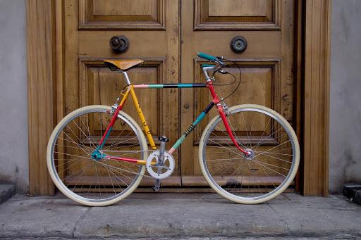 Mercian Cycles x Paul Smith - Sir Paul Smith — Google Arts