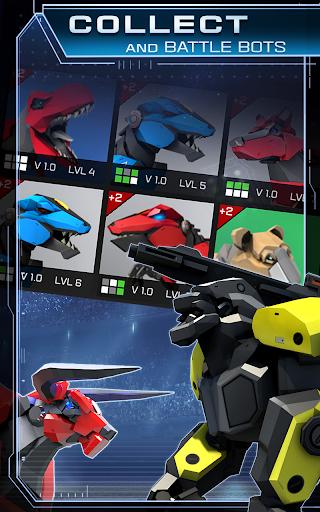 Robotic Warriors screenshot 8