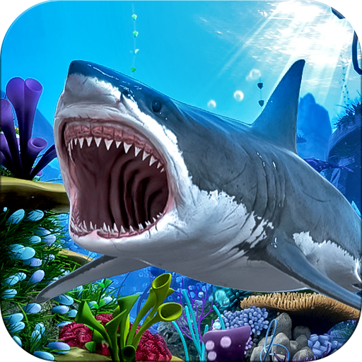 Angry Shark Survival Hunger- Free Games (game)