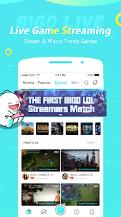 BIGO LIVE - Live Stream Screenshot