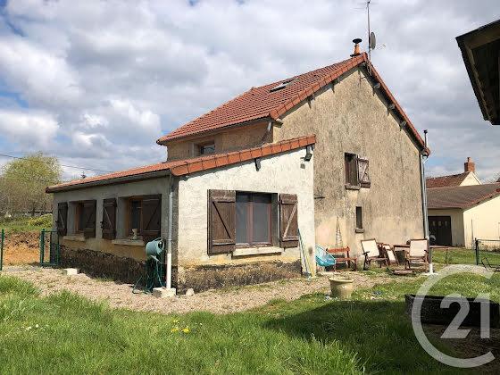 Vente maison 3 pièces 84,67 m2